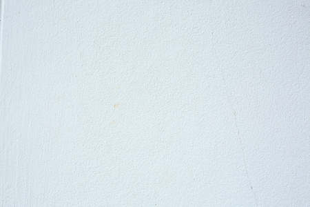 crack on white wall cement concrete texture background