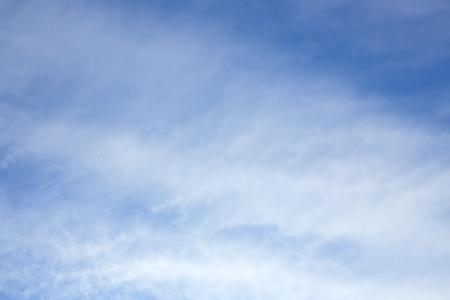white cloud on sky Stock Photo
