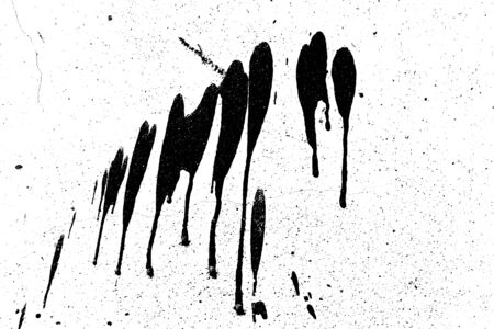 abstract black and white mottle grunge background elements effect of graphic design