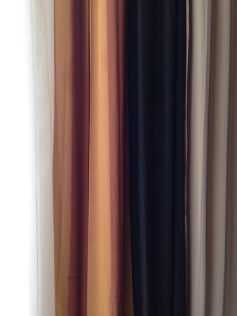 clothes: Curtains Stock Photo