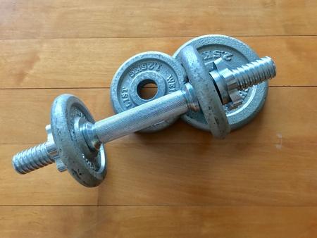 iron: Weight lifting