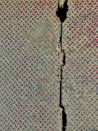 metallic: Rust texture