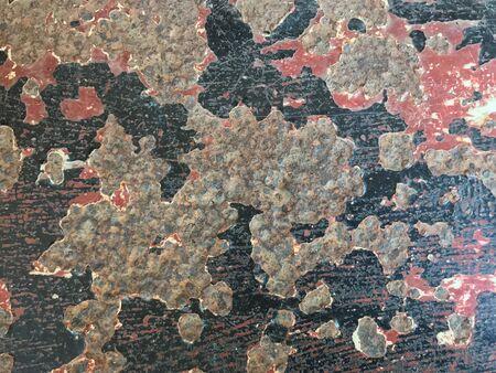 metallic: Rusty metal background