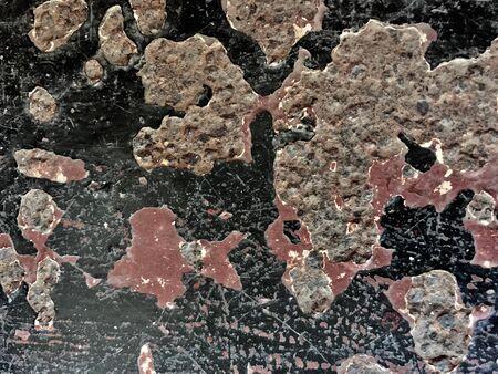 metallic: Rust metal background