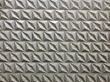 Wall tile decoration