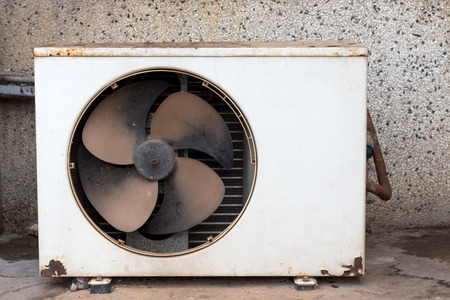 condenser: condenser unit air