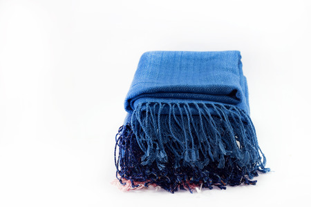 indigo: Thailand indigo dyed cloth