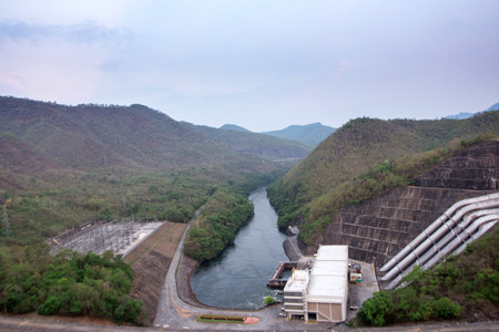 nen: Beam and Srinakarin (Formerly Chao Nen dam) is the first multipurpose dam project built on the Mae Klong River Kwai River. Ban Chao Nen District board Si Sawat Kanchanaburi is the dam of eight in 17 of the Electricity Generating Authority of Thailand (EGA
