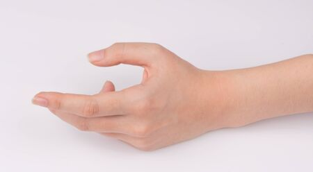 forearm: arm, back, business, choose, choosing, click, clicking, concept, cut, cut-out, cutout, direction, enter, female, finger, first, fist, forearm, gesture, hand, hold, human, index, indicating, indication, interface, isolated, number, one, hand