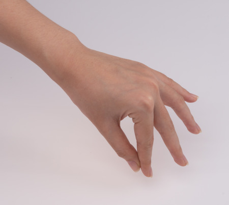 forearm: arm, background, choose, choosing, click, clicking, concept, cut, cut-out, cutout, direction, enter, female, finger, first, fist, forearm, gesture, hand, hold, human, indicating, indication, isolated, hand