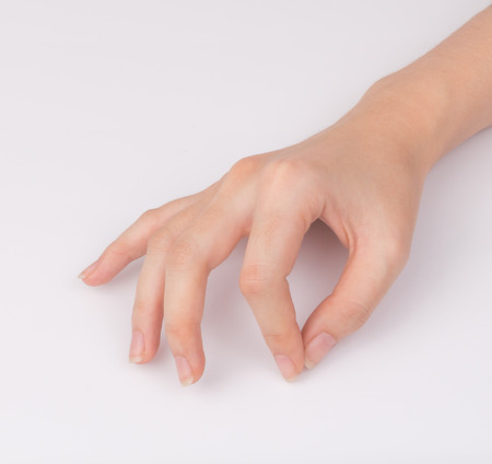 first finger: arm, background, choose, choosing, click, clicking, concept, cut, cut-out, cutout, direction, enter, female, finger, first, fist, forearm, gesture, hand, hold, human, indicating, indication, isolated, hand