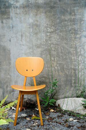 elbowchair: chair Stock Photo