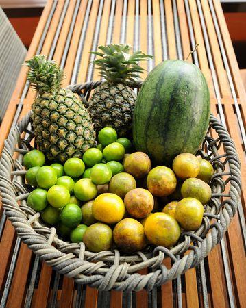 asia fruit Stock Photo - 7144837