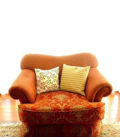 elbowchair: chair in room
