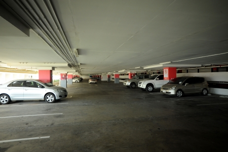 space area: car park