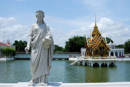 volition: god in thailand