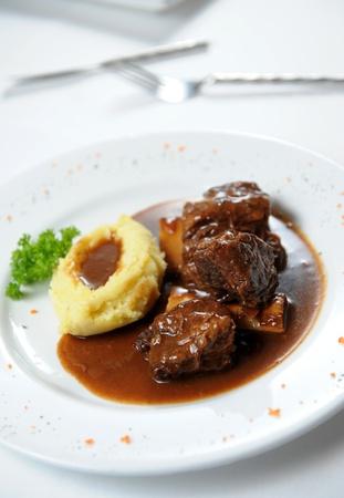 beef stew Stock Photo - 9368400