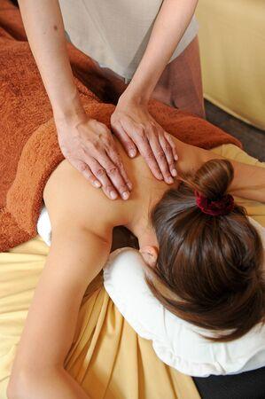 shiatsu: massage spa