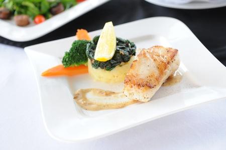 fish steak Stock Photo - 9452023