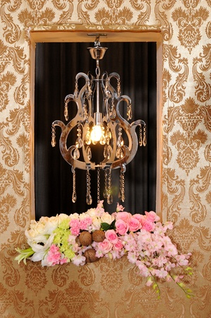 frame lamp photo