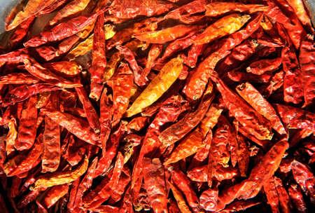 chili texture Stock Photo - 9453273