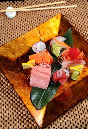mix sashimi photo