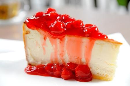 strawberry cake: Raspberry cake