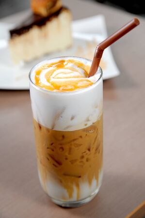 coffee caramel Stock Photo - 9542865