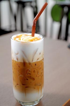 fredo: Iced Coffee Stock Photo