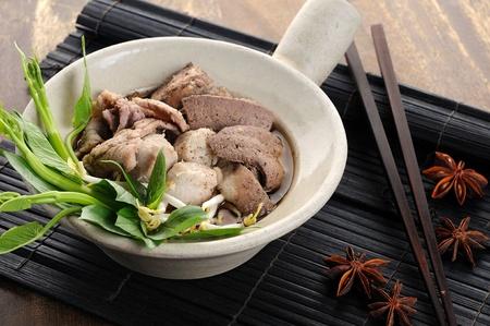 thai noodle soup: Beef Stew Noodle Soup