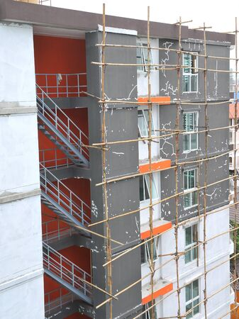 contruction: construction of an new building