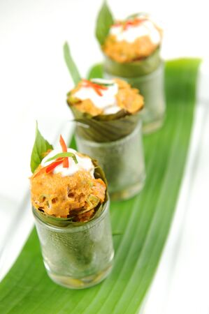 vietnamese food: appetizer, asia Stock Photo