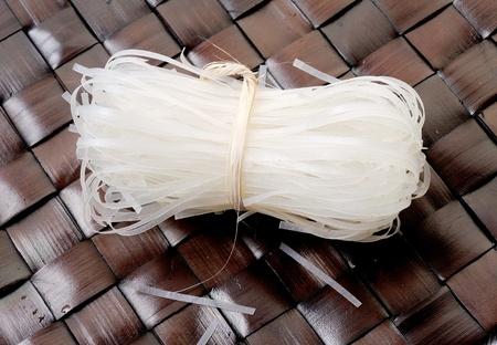 arroz chino: fideos chinos de arroz