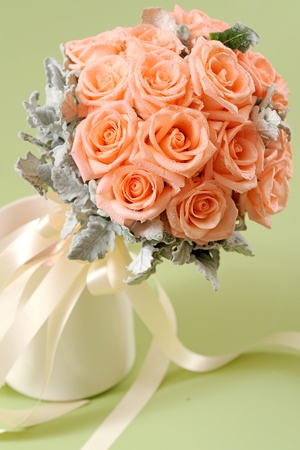 beautiful roses bouquet Stock Photo - 10739875