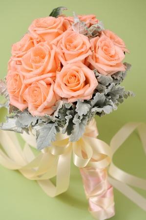 beautiful roses bouquet photo