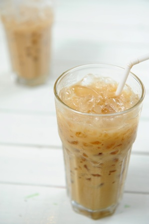 Milk Ice Tea photo