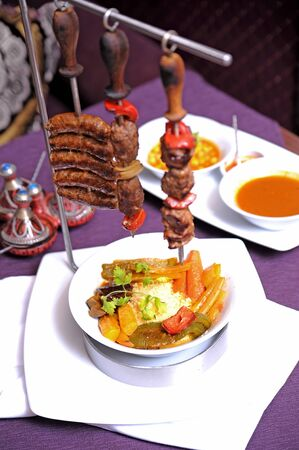 kabab: kabab meat food