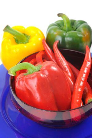 close up of sweet chili Stock Photo - 11852113
