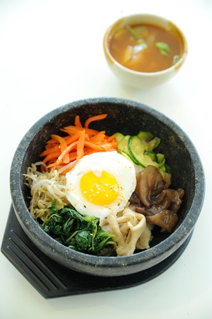 Korean Food photo
