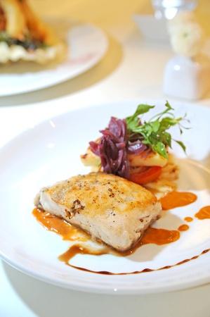 Parrot Fish Steak Stockfoto - 11995169