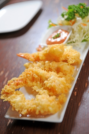 Fried Shrimp photo