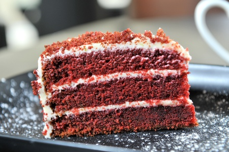 Red Sweety Cake photo