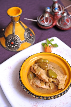 Moroccan food photo