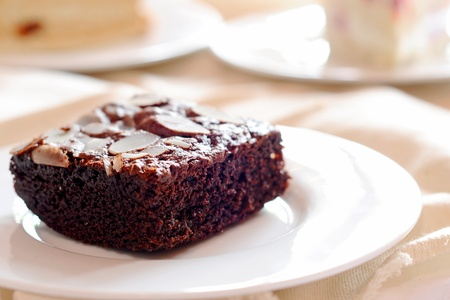 fudge: brownies
