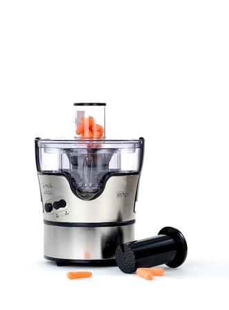 shredder machine: electric mixer Stock Photo