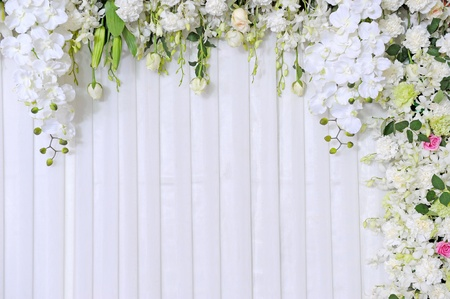 flower space for text Stockfoto