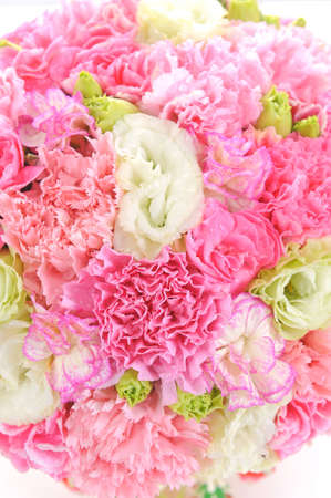 colorful spring flowers bouquet Stock Photo - 12826556