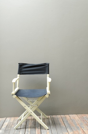 Director Chair photo