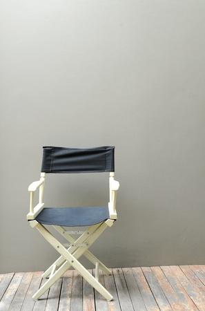 Direktor Chair Standard-Bild - 12944779