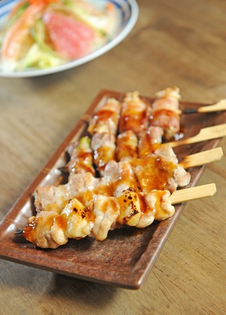 japan food - grill Stock Photo - 13343215